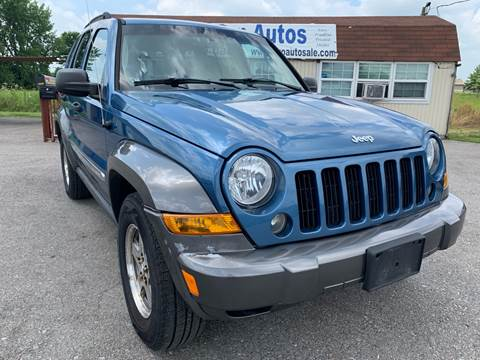 2006 Jeep Liberty for sale in Franklin, IN