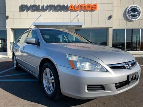 2006 Honda Accord for sale in Whiteland, IN