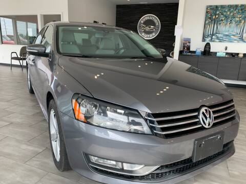 2015 Volkswagen Passat 1.8T Limited Edition for sale at Evolution Autos in Whiteland IN