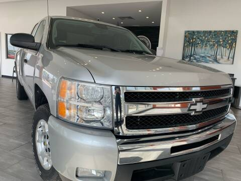 2011 Chevrolet Silverado 1500 LT for sale at Evolution Autos in Whiteland IN