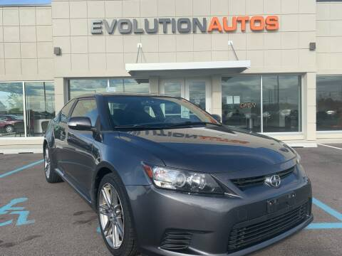 2013 Scion tC for sale at Evolution Autos in Whiteland IN
