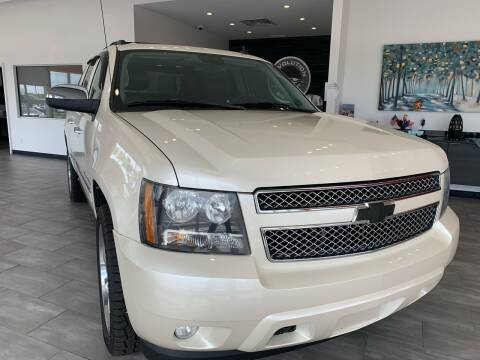 2010 Chevrolet Avalanche LTZ for sale at Evolution Autos in Whiteland IN