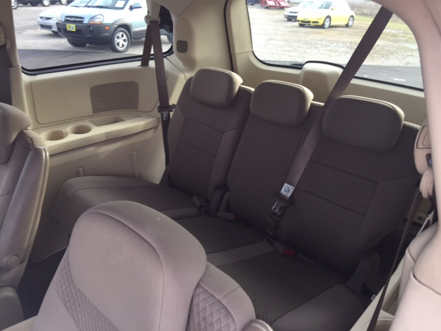 2008 Chrysler Town and Country Touring 4dr Mini Van - Franklin IN