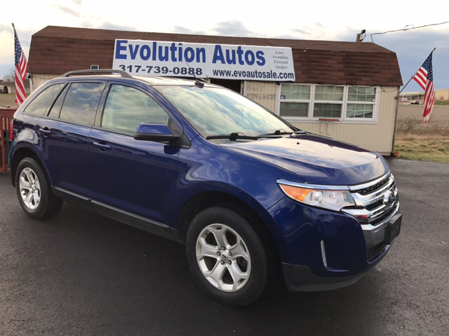 2013 Ford Edge SEL AWD 4dr SUV - Franklin IN
