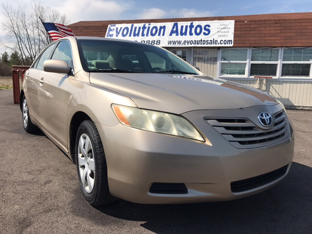 2007 Toyota Camry LE 4dr Sedan (2.4L I4 5A) - Franklin IN