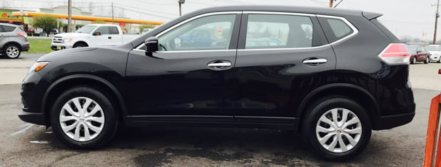 2014 Nissan Rogue S AWD 4dr Crossover - Franklin IN
