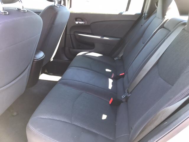 2012 Chrysler 200 LX 4dr Sedan - Franklin IN