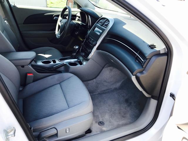 2014 Chevrolet Malibu LS Fleet 4dr Sedan - Franklin IN