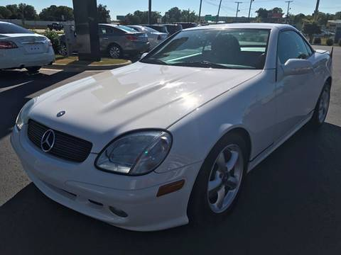 2002 Mercedes-Benz SLK & Wayneu0027s World Auto Sales - Used Cars - Sherwood AR Dealer markmcfarlin.com