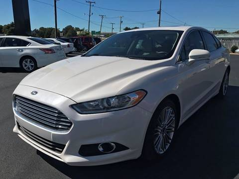 2013 Ford Fusion for sale in Sherwood, AR