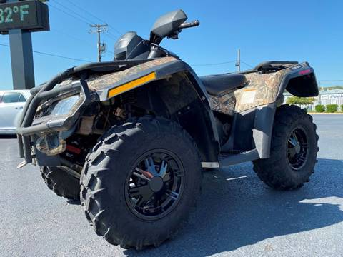 2012 Can-Am Outlander 650 for sale in Sherwood, AR