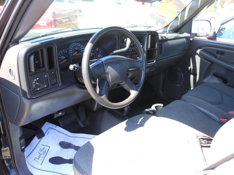 2006 Chevrolet Silverado 1500 Work Truck 2dr Regular Cab 4WD 8 ft. LB - Williamson NY