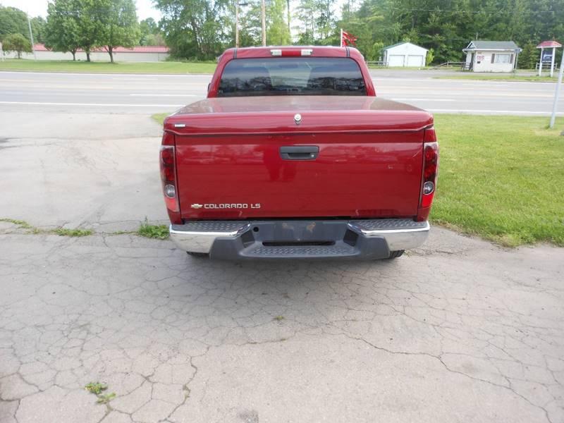 2004 Chevrolet Colorado 4dr Crew Cab Z71 LS 4WD SB - Williamson NY