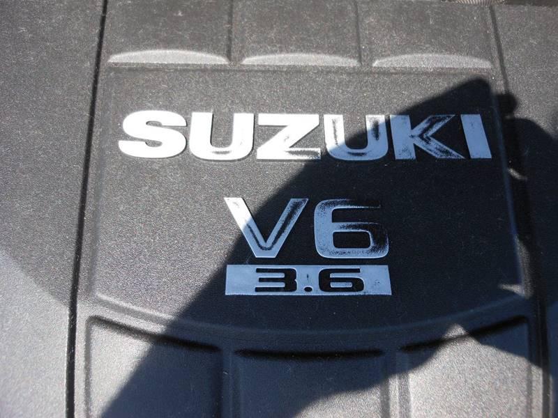 2008 Suzuki XL7 Limited 4dr SUV 7 Passenger w/Navigation - Williamson NY