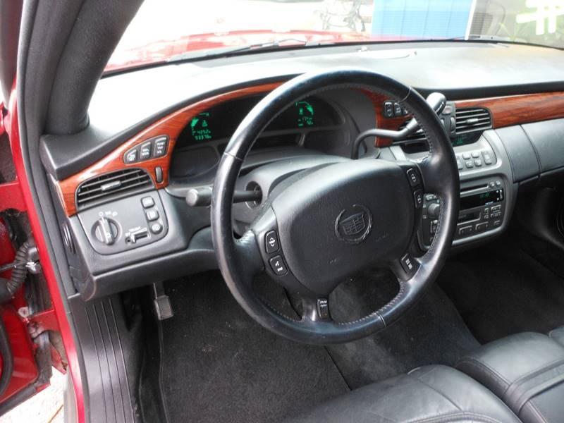 2002 Cadillac DeVille 4dr Sedan - Williamson NY