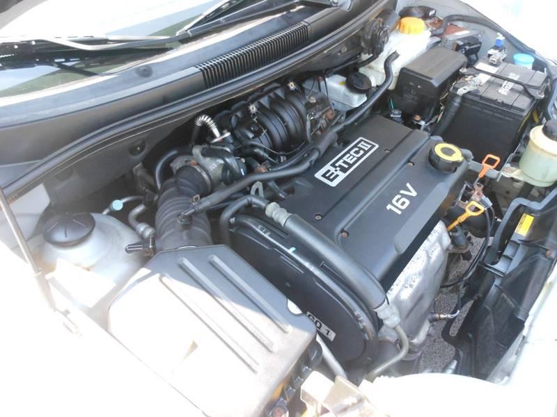 2008 Chevrolet Aveo Aveo5 LS 4dr Hatchback - Williamson NY