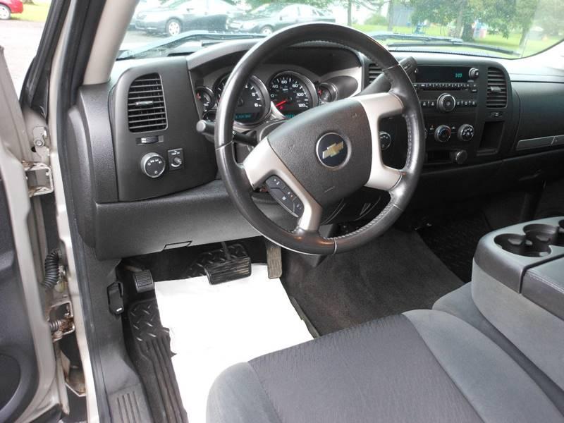 2009 Chevrolet Silverado 1500 4x4 LT 4dr Extended Cab 6.5 ft. SB - Williamson NY