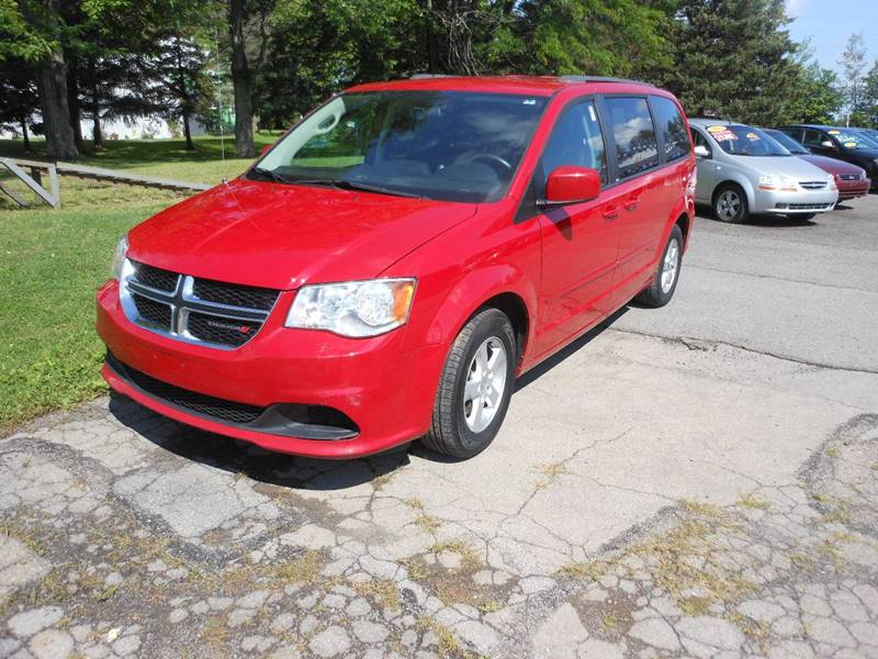 2012 Dodge Grand Caravan SXT 4dr Mini-Van - Williamson NY