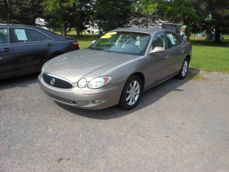2006 Buick LaCrosse CXS 4dr Sedan - Williamson NY