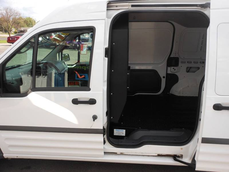 2010 Ford Transit Connect XLT 4dr Cargo Mini-Van w/o Side and Rear Glass - Williamson NY