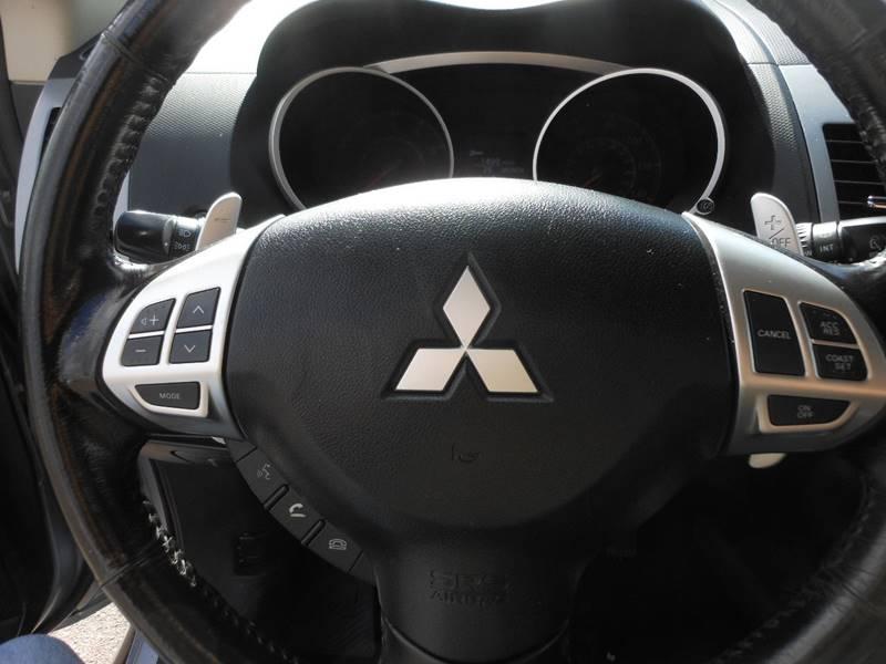 2013 Mitsubishi Outlander AWD SE 4dr SUV - Williamson NY