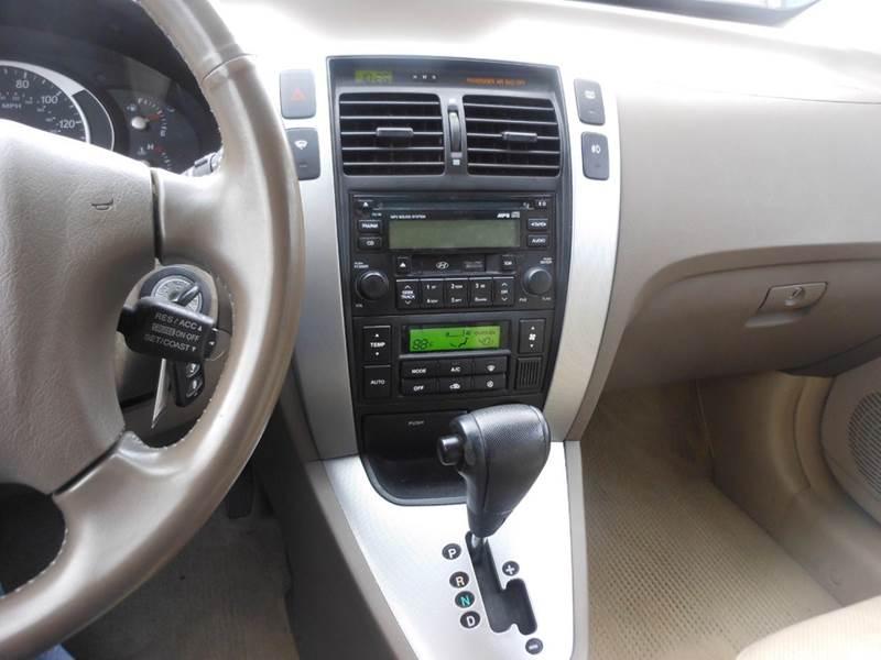 2007 Hyundai Tucson Limited 4dr SUV 4WD - Williamson NY