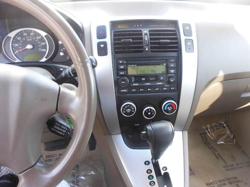 2006 Hyundai Tucson GLS 4dr SUV 4WD - Williamson NY