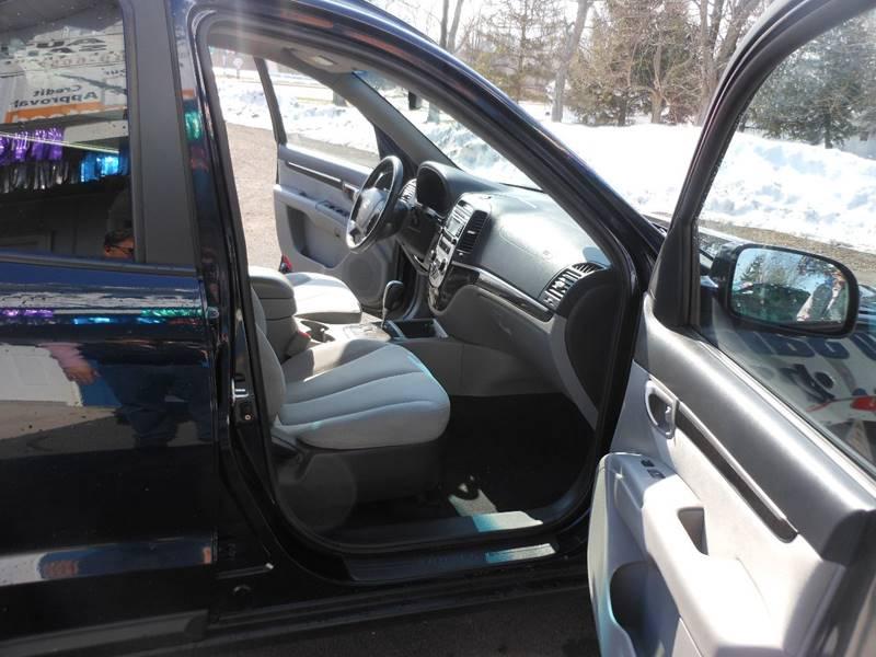 2009 Hyundai Santa Fe AWD Limited 4dr SUV - Williamson NY