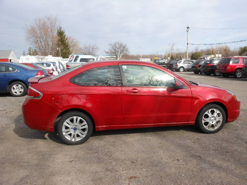 2009 Ford Focus SE 2dr Coupe - Williamson NY