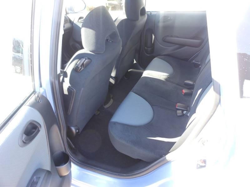 2008 Honda Fit 4dr Hatchback 5A - Williamson NY