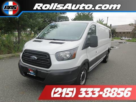 afafd51e3df356 2015 Ford Transit Cargo for sale in Philadelphia