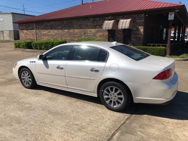 2011 buick lucerne cxl premium 4dr sedan in texarkana tx 4 states motors. Black Bedroom Furniture Sets. Home Design Ideas