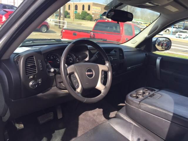 2011 GMC Sierra 1500 4x4 SLE 4dr Extended Cab 6.5 ft. SB - Texarkana TX