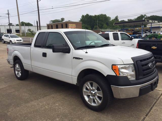 2012 Ford F-150 4x2 XL 4dr SuperCab Styleside 6.5 ft. SB - Texarkana TX