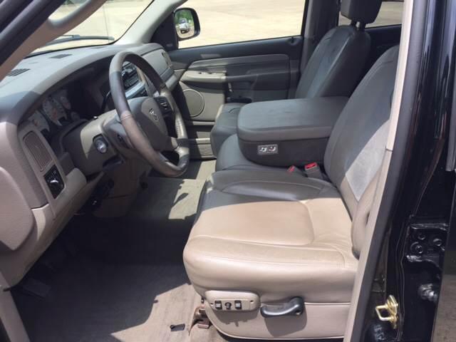 2005 Dodge Ram Pickup 2500 4dr Quad Cab Laramie Rwd SB - Texarkana TX