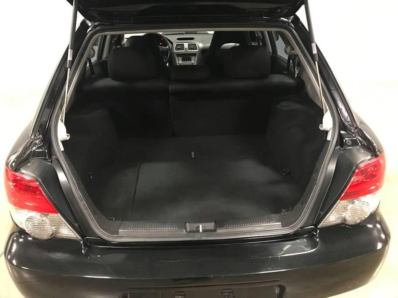 2005 Subaru Impreza AWD WRX 4dr Turbo Wagon - Romeoville IL