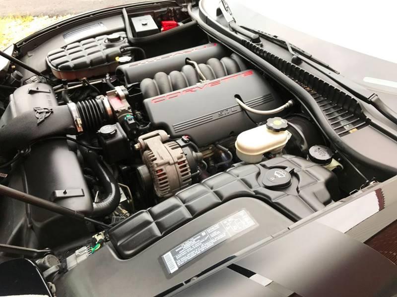 2004 Chevrolet Corvette Z06 2dr Coupe - Romeoville IL