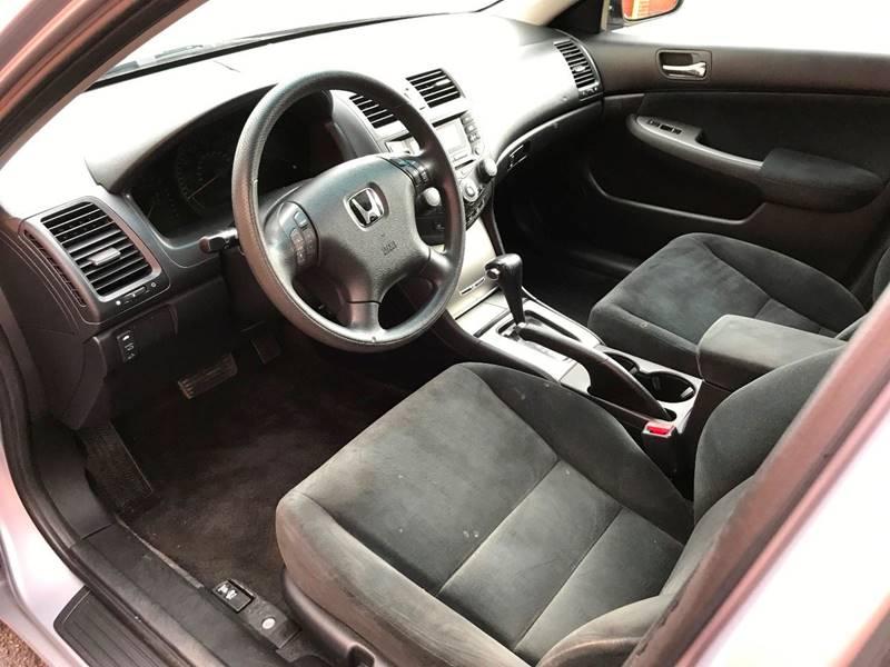 2004 Honda Accord EX 4dr Sedan - Romeoville IL