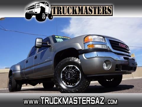 2007 GMC Sierra 3500 Classic for sale in Phoenix, AZ