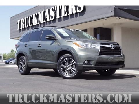 2016 Toyota Highlander for sale in Phoenix, AZ