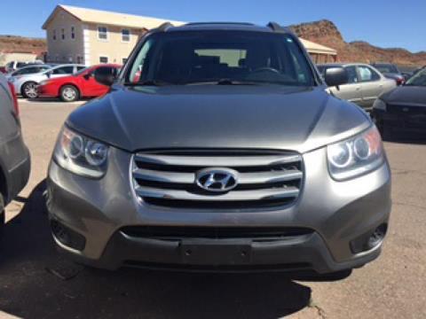 2012 Hyundai Santa Fe for sale in Hurricane, UT