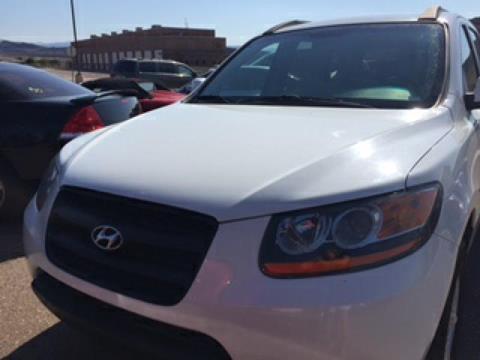 2008 Hyundai Santa Fe for sale in Cedar City, UT
