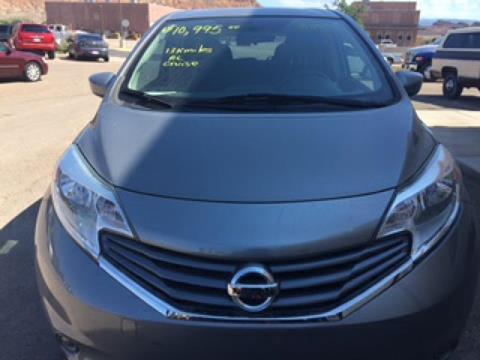 2015 Nissan Versa Note for sale in Cedar City, UT