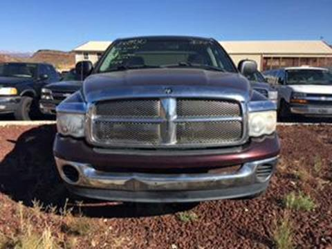 2004 Dodge Ram Pickup 1500 for sale in Hurricane, UT