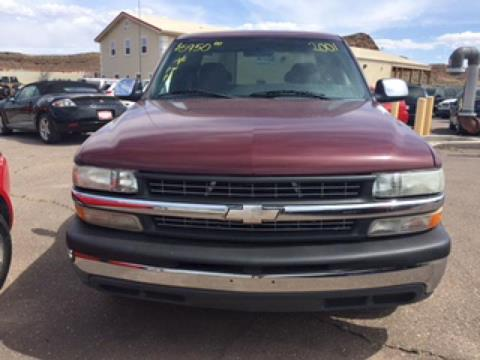 2001 Chevrolet Silverado 1500 for sale in Cedar City, UT