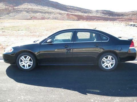 2012 Chevrolet Impala for sale in Cedar City, UT
