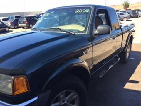 2002 Ford Ranger for sale in Cedar City, UT