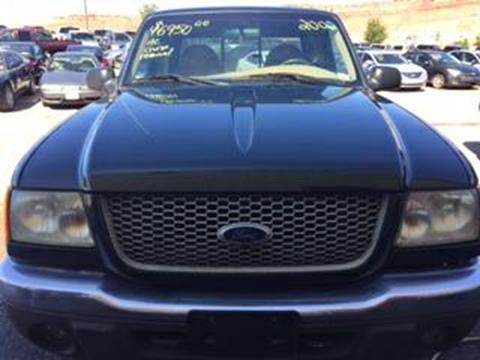 2002 Ford Ranger 2002 Ford Ranger ... & Ford Used Cars Pickup Trucks For Sale Hurricane Keystone markmcfarlin.com