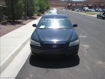 2008 Hyundai Sonata for sale in Hurricane, UT