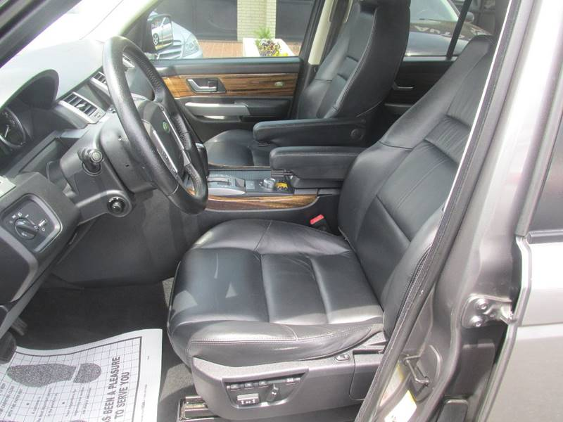 2008 Land Rover Range Rover Sport 4x4 HSE 4dr SUV - Charlotte NC